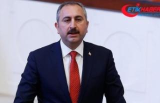 Adalet Bakanı Gül: AİHM'in Demirtaş kararının...