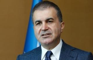 AK Parti Sözcüsü Çelik: PKK'ya yönelik operasyonların...