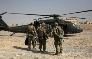 ABD Afganistan'dan binlerce askerini geri çekmeye...