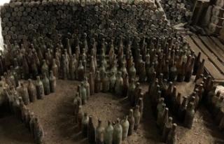 Ankara'da 'toprağa gömülü' 12 bin...