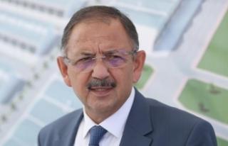 'Ankara hizmetin başkenti olacak'