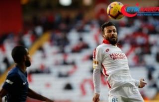 Antalyaspor tek golle kazandı