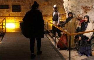 Antep savunması Milli Mücadele Müzesi'nde...