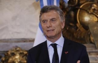 Arjantin Devlet Başkanı Macri: Çinli yatırımcılar...