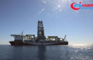 Bakan Dönmez: İkinci sondaj gemimizin ocakta Akdeniz'de...