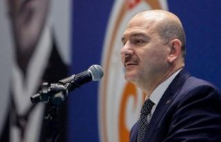 Bakan Soylu: Türkiye genelinde şu an 311 operasyon...