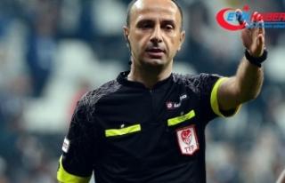 Başakşehir-Galatasaray maçının VAR'ı Barış...