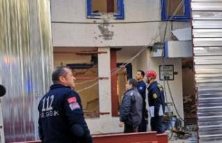 Bodrum'da tadilat yapılan binada çökme: 5...