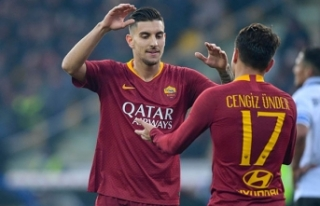 Cengiz'den 1 gol, 1 asist