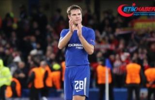 Chelsea, Azpilicueta'nın sözleşmesini yeniledi