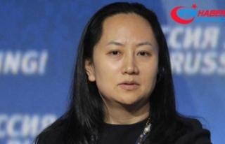 Çinli Huawei'nin yöneticisi 'İran yaptırımlarını...
