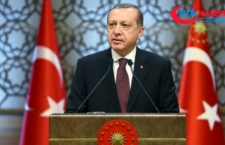 Cumhurbaşkanı Erdoğan: Suriye Kürtlerini PKK/PYD'nin...