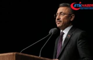 Cumhurbaşkanı Yardımcısı Oktay: Patent başvuru...