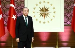 Erdoğan'dan Münbiç açıklaması
