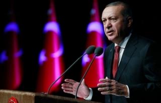 Cumhurbaşkanı Erdoğan'dan Netanyahu'ya...
