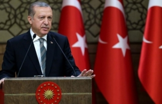 Cumhurbaşkanı Erdoğan 14 il belediye başkan adayını...