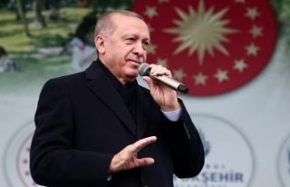 Cumhurbaşkanı Erdoğan: Teröristleri açtıkları...