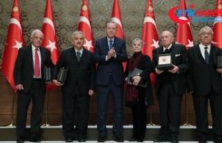 Cumhurbaşkanlığı Kültür Sanat Büyük Ödülleri...
