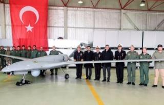 Deniz Kuvvetleri Komutanı Özbal, Çanakkale'de...