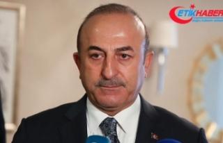 Dışişleri Bakanı Çavuşoğlu: Yaptırımın her...