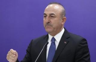 Dışişleri Bakanı Çavuşoğlu: Libyalıların...