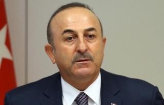 Dışişleri Bakanı Çavuşoğlu: ABD'nin çekilme...