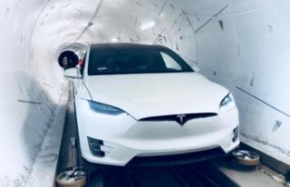 Elon Musk'ın çılgın otonom tüneli projesi bugün...
