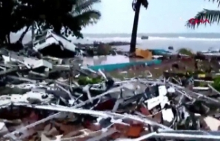 Endonezya'da ölü sayısı 281'e çıktı