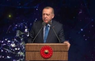 Erdoğan açıkladı: Fırat'ın doğusuna harekat...