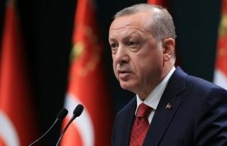 Erdoğan, AK Parti'nin 14 Büyükşehir Belediye...
