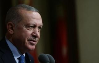 Erdoğan: Bolton'ın İsrail'den verdiği...