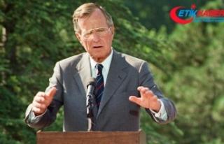Eski ABD Başkanı Bush hayatını kaybetti
