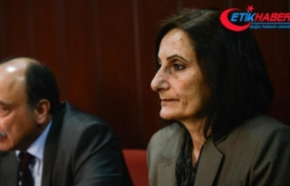 Eski HDP Kars Milletvekili Mülkiye Birtane'ye...