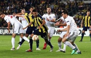 Fenerbahçe Avrupa'da 228. randevuda
