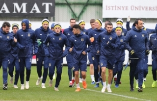 Fenerbahçe, Giresunspor maçına hazır