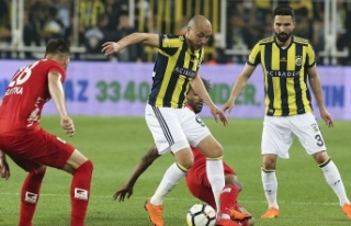 Fenerbahçe ile Antalyaspor 45. randevuda