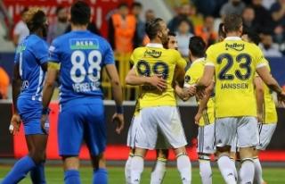 Fenerbahçe ile Kasımpaşa 31. randevuda