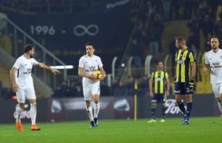 Fenerbahçe 'kötü' rekorlarına devam...