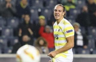 Fenerbahçe'ye Frey'den kötü haber