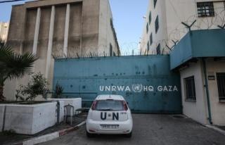 Fon sıkıntısı WFP'yi Filistinlilere yaptığı...