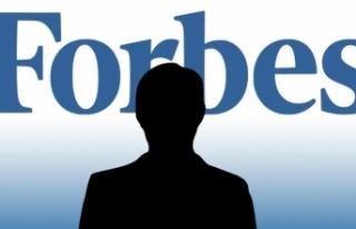 Forbes'un 'Türkiye'nin Yaşayan En...