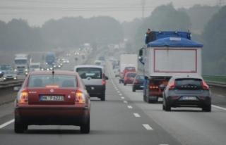 Frankfurt'ta eski dizel araçların yasaklanması...