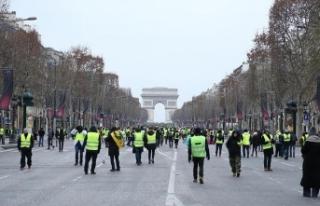 Fransa'daki gösterilerde ölü sayısı 10'a...