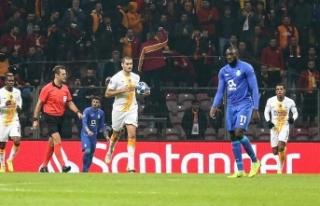 Galatasaray'ın Şampiyonlar Ligi geliri 34 milyon...
