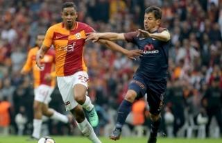 Galatasaray, lider Medipol Başakşehir'e konuk...