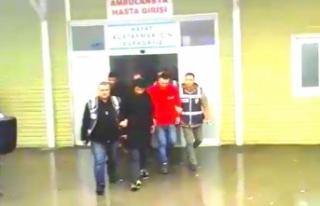 Gaziantep'te 3 otomobil hırsızlığına 5 gözaltı