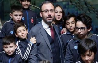 Gençlik ve Spor Bakanı Kasapoğlu: ''2019'u...