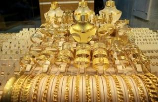 Gram altın yaklaşık 4 ayın en düşük seviyesini...