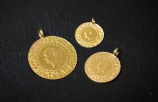 Gram altın 235 lira seviyelerinde