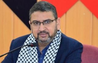 Hamas Sözcüsü Sami Ebu Zuhri: ABD İsrail'i...